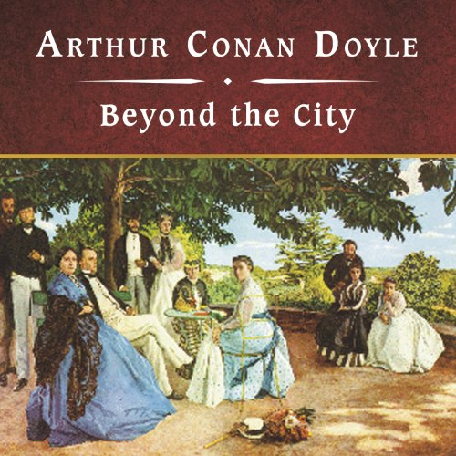 Beyond the City audiobook cover art