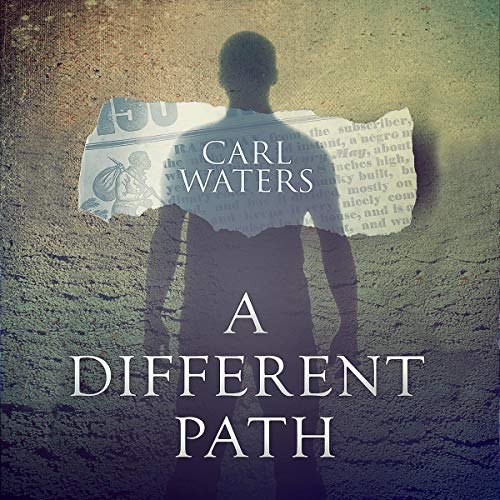 A Different Path audiobook cover art