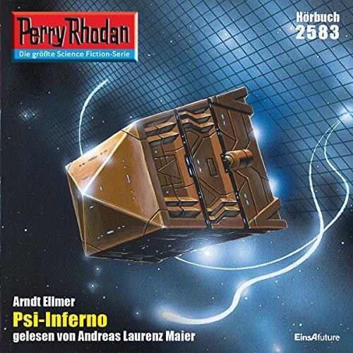 Psi-Inferno (Perry Rhodan 2583) Titelbild