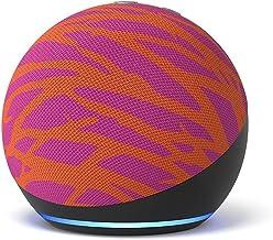 Echo Dot (4th Gen) Limited Edition | Diane von Furstenberg | Twigs | A Day 1 Editions concept