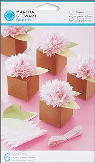 Martha Stewart Crafts Pom-Pom Flower Treat Boxes
