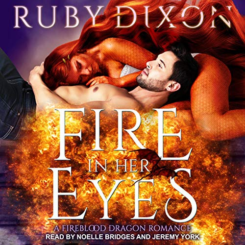 Page de couverture de Fire in Her Eyes