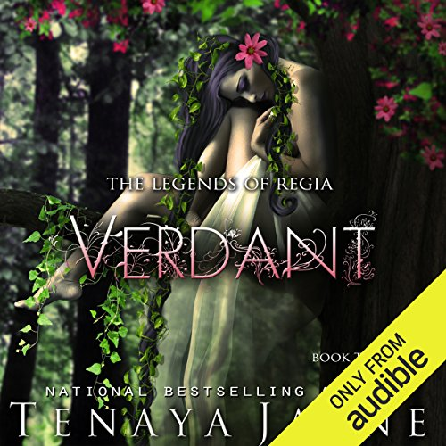 Verdant audiobook cover art