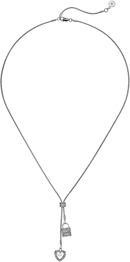 Michael Kors - Love Is In The Air Double Pendant Necklace
