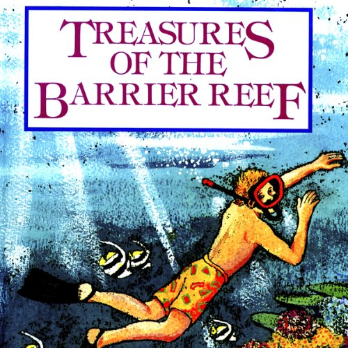 Treasures of the Barrier Reef audiobook cover art