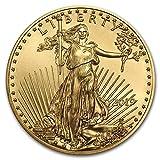 2019 1/2 oz Gold American Eagle BU 1/2 OZ Brilliant Uncirculated