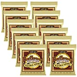 12 Sets Bulk Ernie Ball Earthwood Extra Light Gauge 80/20 Bronze Acoustic Guitar Strings 2006