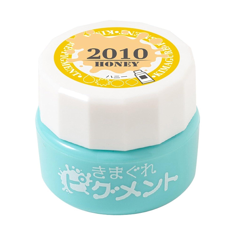 Bettygel きまぐれピグメント ハニー QYJ-2010 4g UV/LED対応
