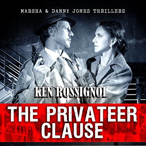 The Privateer Clause audiobook cover art
