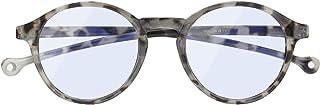 Parafina - Gafas Anti-luz Azul Eco-Friendly - Gafas Pantalla Ordenador Anti-reflejantes - Color Ash Demi