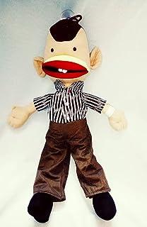 شخصية بوجى بملابس أنيقة من البينو - 40 سم