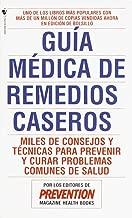 Guía médica de remedios caseros