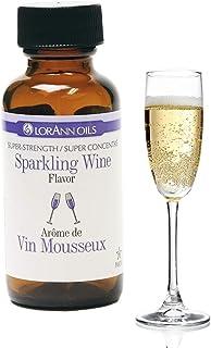 LorAnn Sparkling Wine Super Strength Flavor, 1 ounce bottle