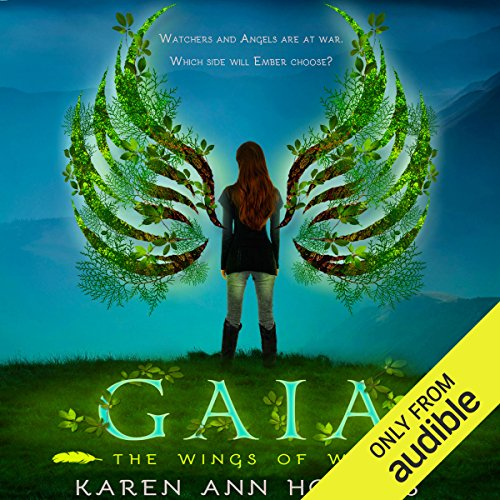 Gaia audiobook cover art