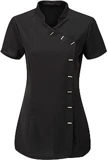 Momo&Ayat Fashions Ladies Beauty Hairdressing SPA Therapist Massage Salon Uniform Overall Tunic US Size 4-22