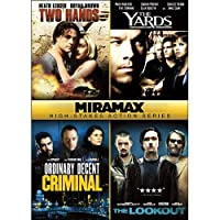 4 Action Films [DVD]