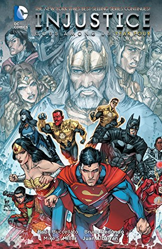 Injustice: Gods Among Us: Year Four (2015) Vol. 1 (Injustice: Gods Among Us (2013-2016)) (English Edition)