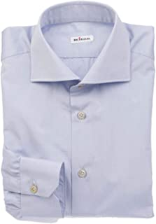 Luxury Fashion Mens 639103 Light Blue Shirt | Season Permanent