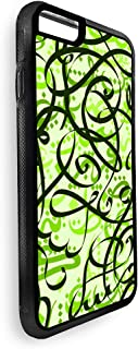 Decorative drawings - green Printed Case for iPhone 6s