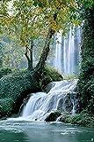 Wasserfall - Monasterio de Piedra Sehenswürdigkeiten -
