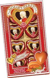 Reber Mozart Hearts 8 Piece Gift Box, 2.8 Ounce