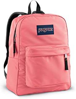 JanSport T501 Superbreak Backpack - Coral Sparkle