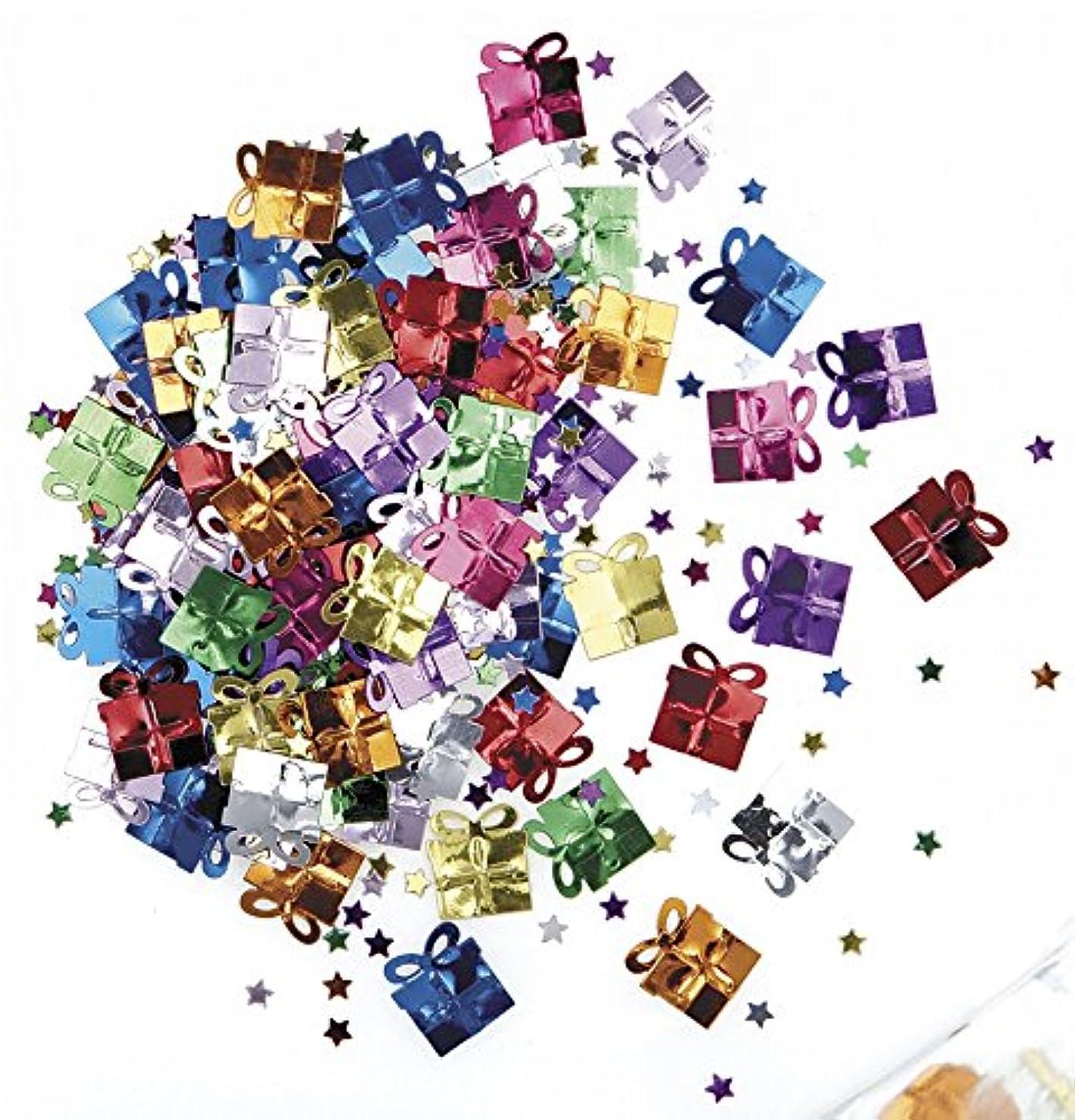 Birthday Confetti, Assorted 3pk