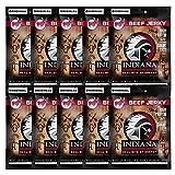 Indiana Jerky Beef Original, 10er Pack (10 x 25 g)