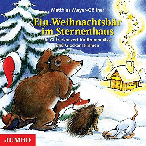 Ein Weihnachtsbär im Sternenhaus Titelbild