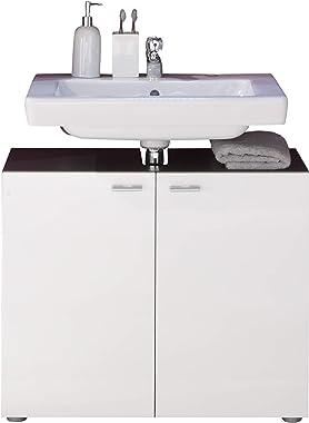 Maisonnerie1330-301-03Meuble sous Lavabo Tetis Blanc Ultrabrillant 72 x 63 x 35 cm