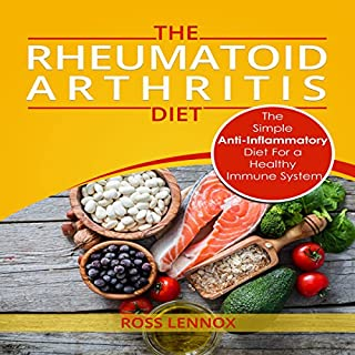 Rheumatoid Arthritis Diet audiobook cover art
