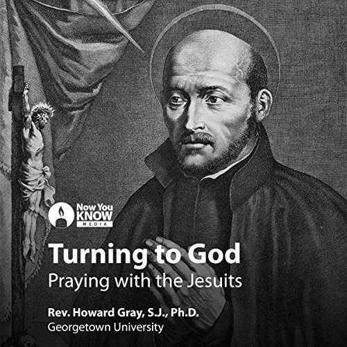 Turning to God: Praying with the Jesuits audiobook cover art