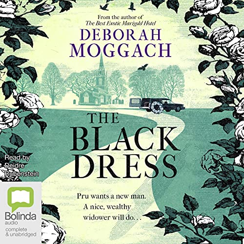 The Black Dress cover art