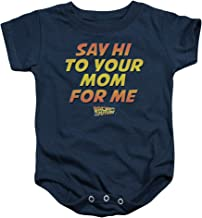 Popfunk Back to The Future Graphic Baby Onesie Bodysuit