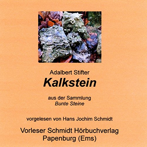 Kalkstein audiobook cover art