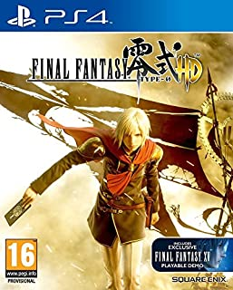 Final Fantasy Type-0 HD (PS4) (B00NQ10NPW) | Amazon price tracker / tracking, Amazon price history charts, Amazon price watches, Amazon price drop alerts