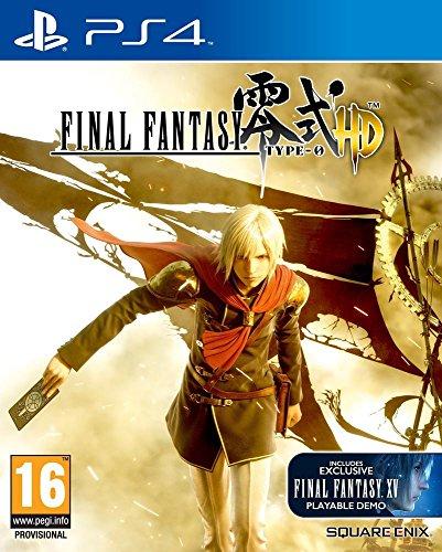 Final Fantasy Type-0 Hd  [Importación Francesa]
