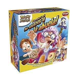 Juegos Bizak No Asustes a la Abuela (BIZAK 30692465)
