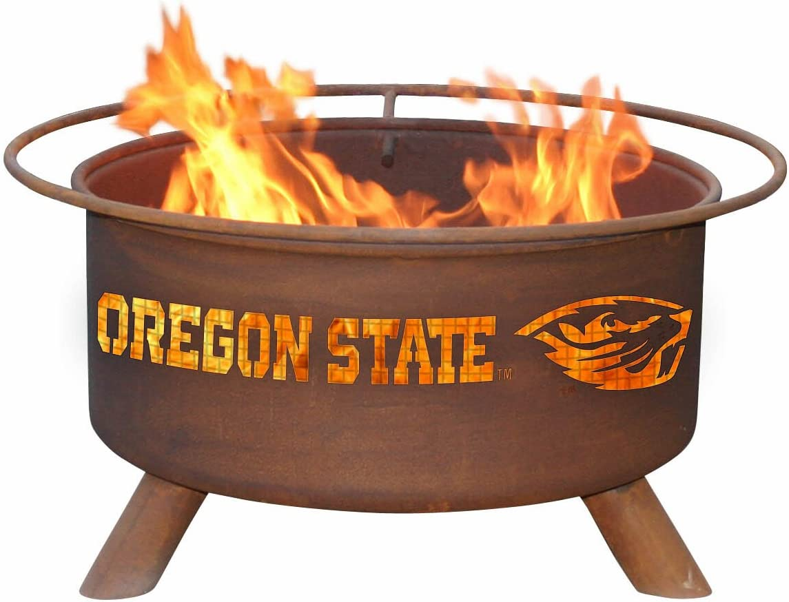 Patina Products F231 High order Max 41% OFF 30 Inch Fire State Oregon Pit