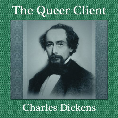 The Queer Client audiobook cover art