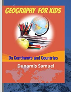 Geography for Kids: - On Continents and Countries