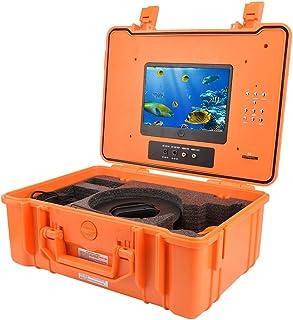 QXQX (eu-plug) 110-240v 7inch Dvr-recorder 30m Onderwater Vissen Videocamera Waterdicht