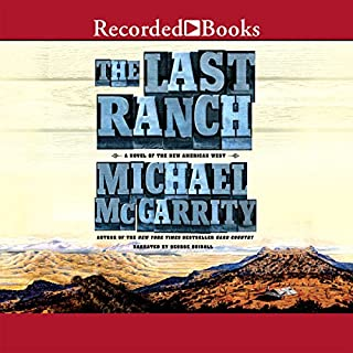 The Last Ranch audiobook cover art