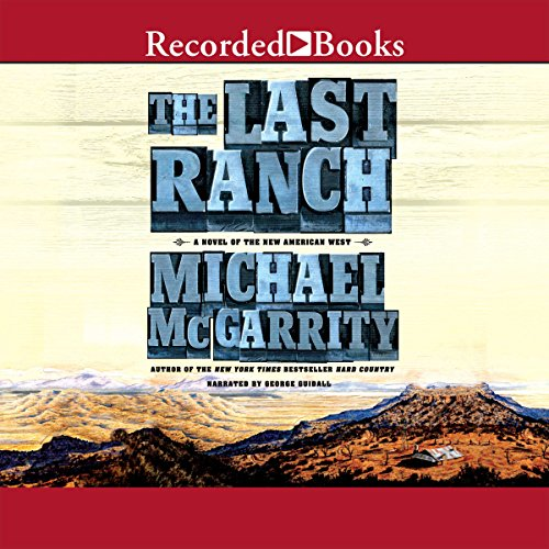 The Last Ranch  By  cover art