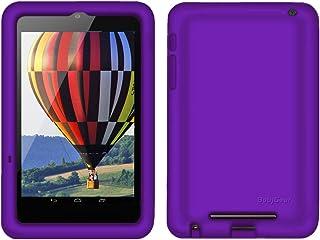 Bobj Robust fodral för Nexus 7 första generationen 2012 WiFi eller 3G/4G surfplatta (inte för Nexus 7 FHD 2:a generationen...