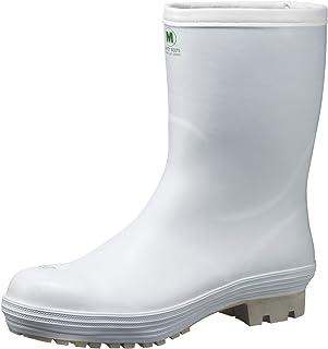ミドリ安全 氷上で滑りにくい防寒安全長靴 FBH01 ホワイト 29.0cm FBH01-W-29.0 防寒長靴