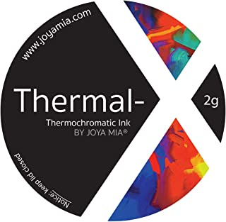 ThermalX Thermochromic Ink mood color changing gel nail polish by Joya Mia (2g)