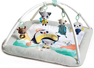 Tiny Love Plush Gymini Infant Activity Play Mat, Polar Wonders