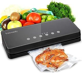 Vacuum Sealer Machine, Automatic Food Sealer Sealing System For Food Saver, Starter Kit for Sous Vide Dry & Moist Food Mod...