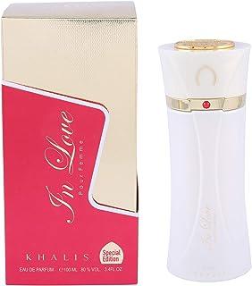 In Love by Khalis for Women - Eau de Parfum, 100 ml